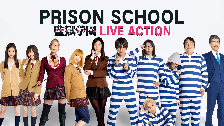 Prision School Live 01/12