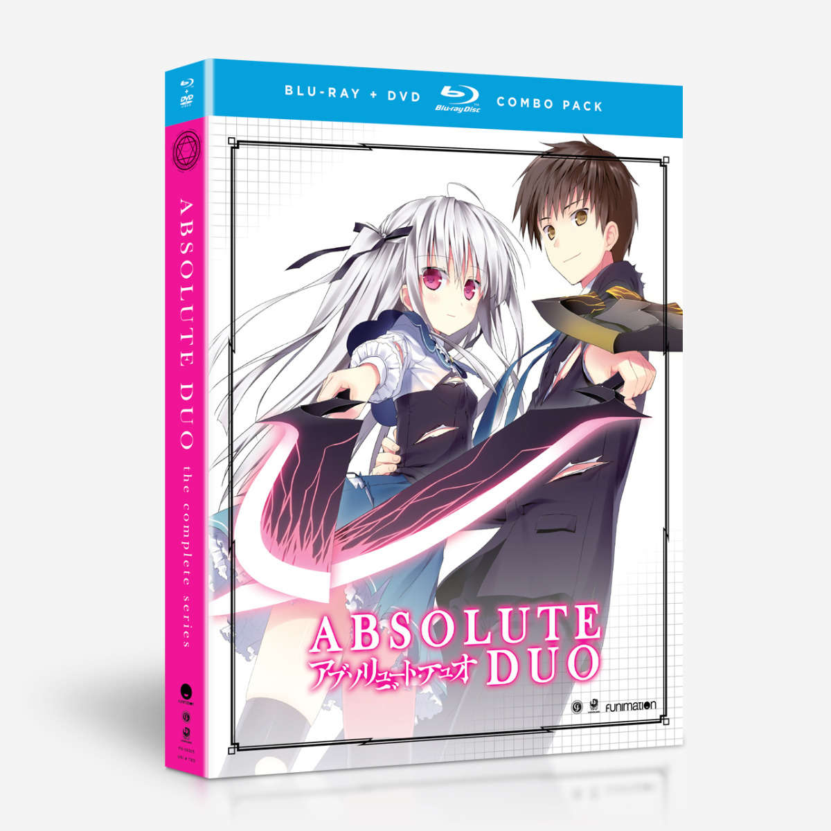 Shop Absolute Duo The Complete Series Funimation