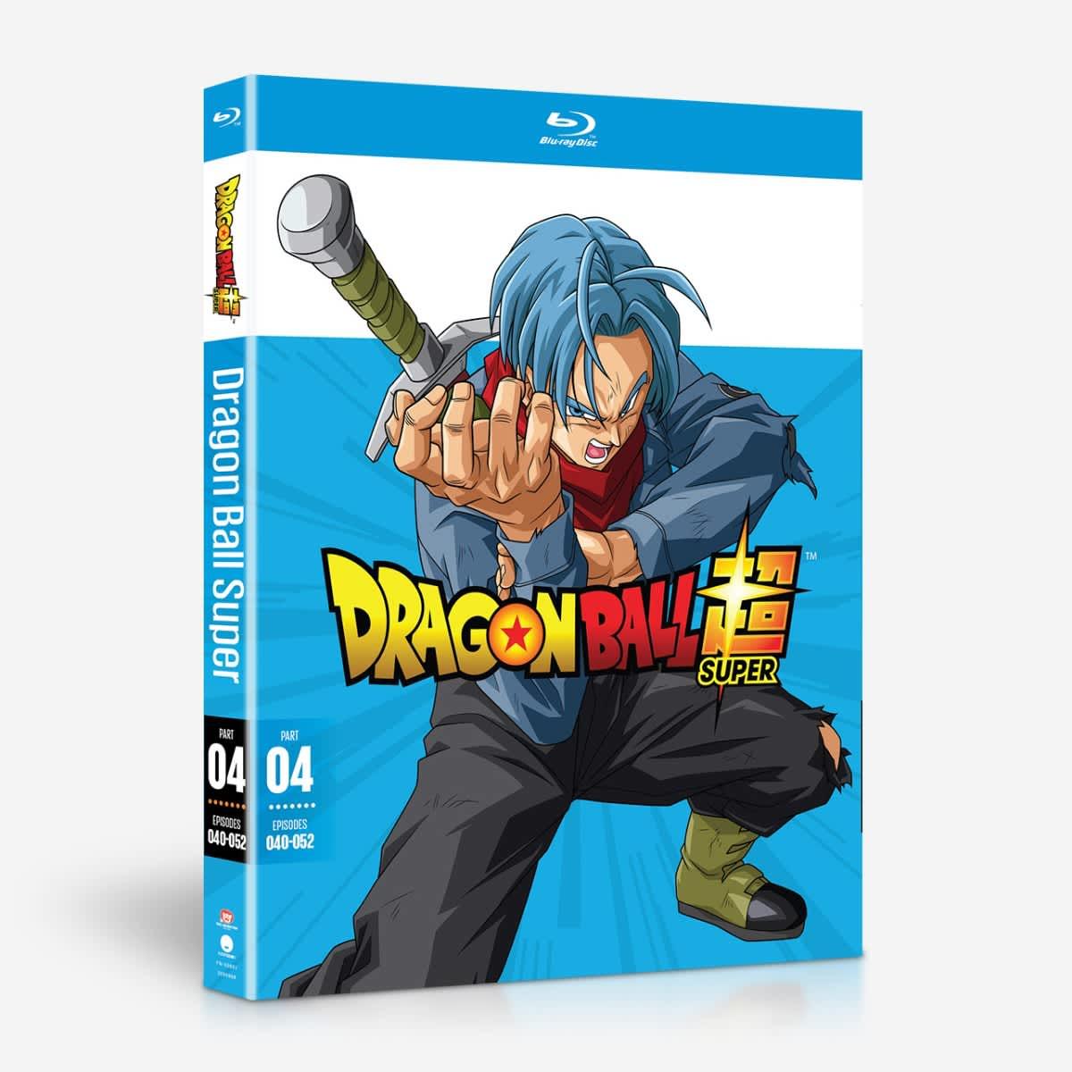 Dragon Ball Super - Part Four - Blu-ray | Home-Video