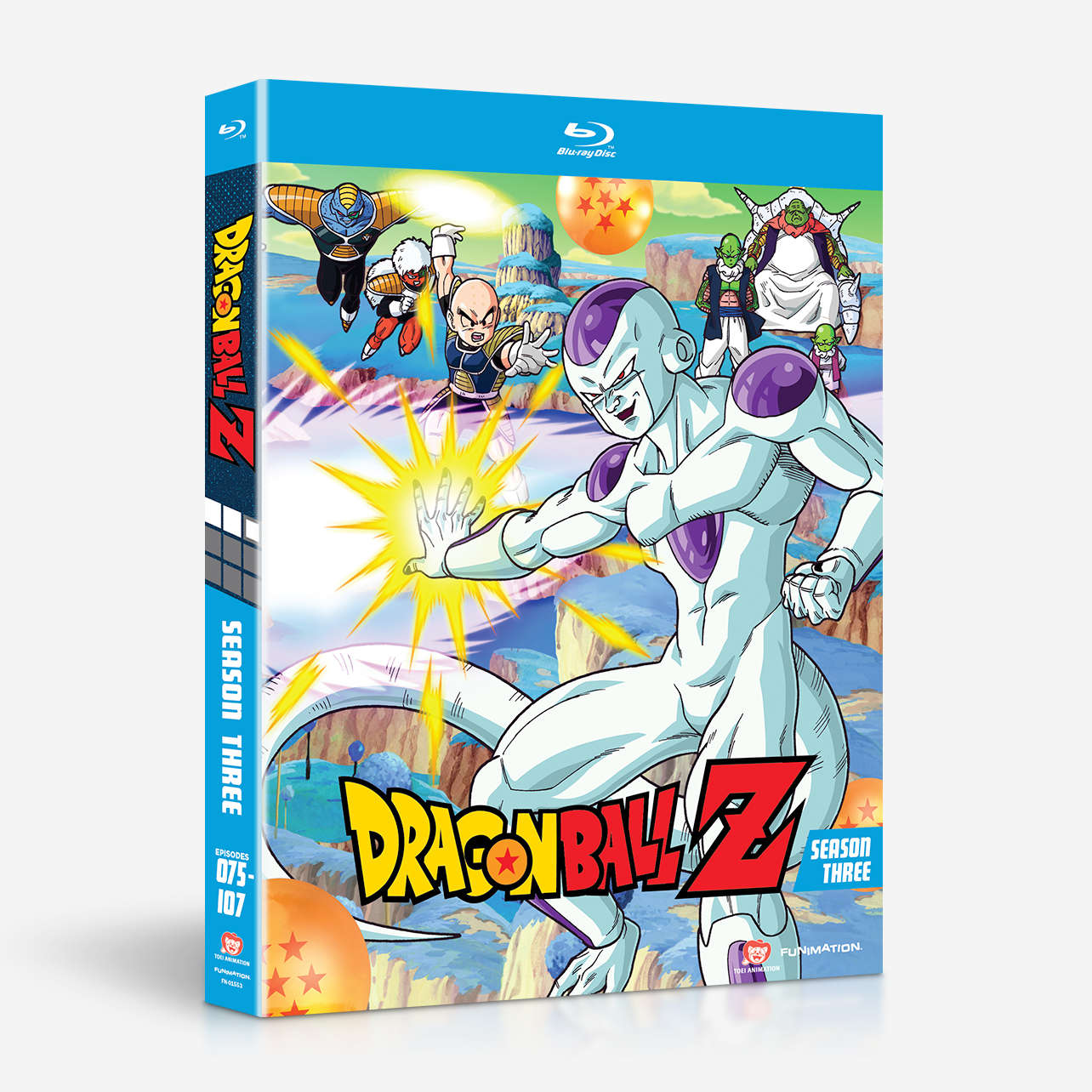 Dragon ball z season three home video thecheapjerseys Images