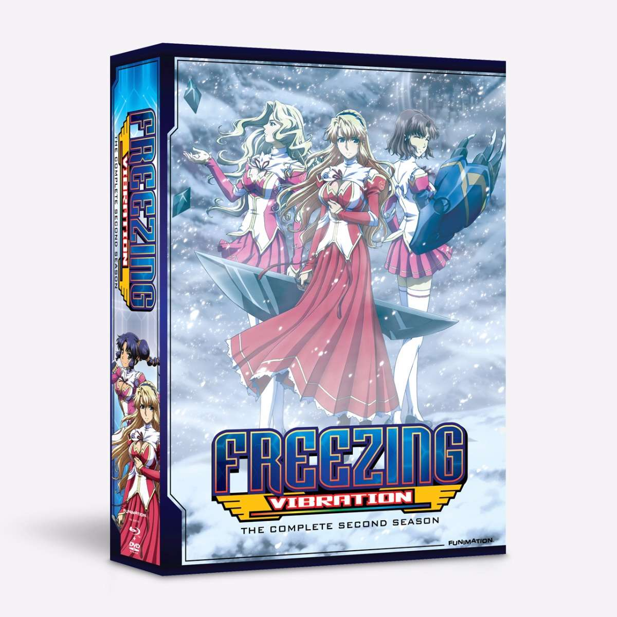 freezing vibration bd