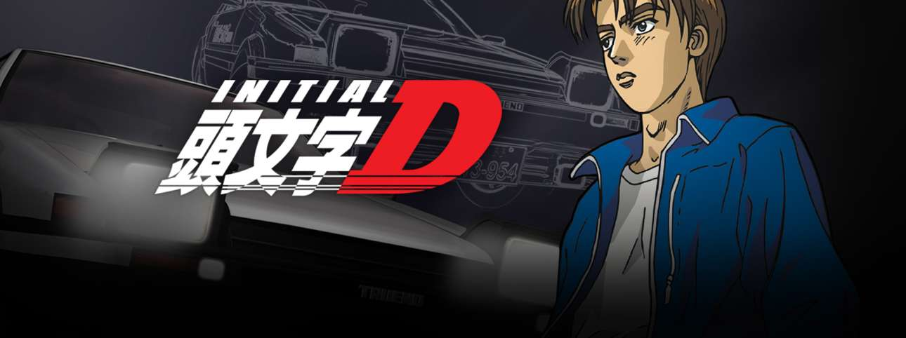 Watch Initial D Episodes Sub & Dub | Action/Adventure