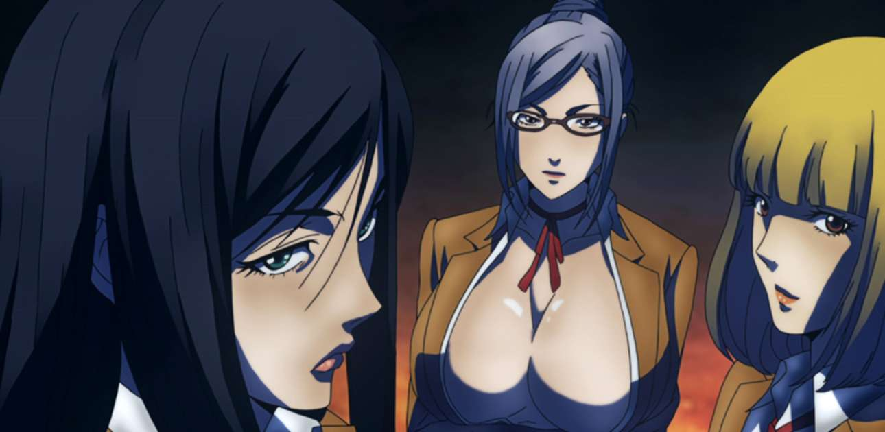 Prison school anime episode 1