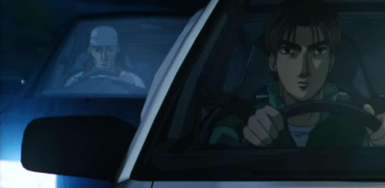 Car Driving Games >> Watch Initial D Season 3 Sub & Dub   Anime Uncut   Funimation