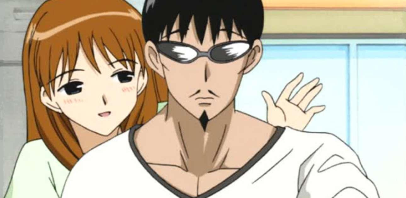 Watch School Rumble Season 1 Episode 21 Sub & Dub | Anime
