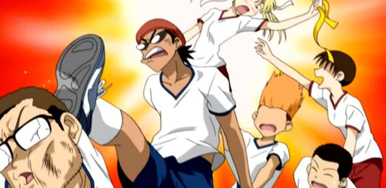 Watch School Rumble Season 1 Episode 12 Anime Uncut on