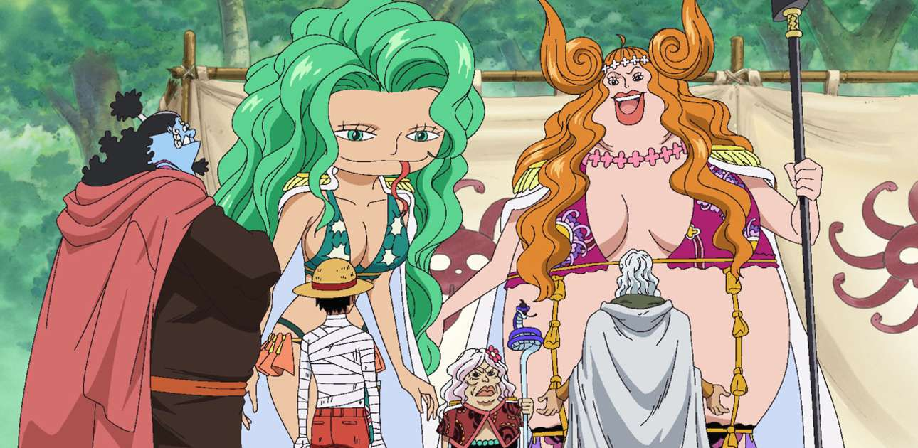 Watch One Piece Season 8 Episode 507 Sub & Dub | Anime ...