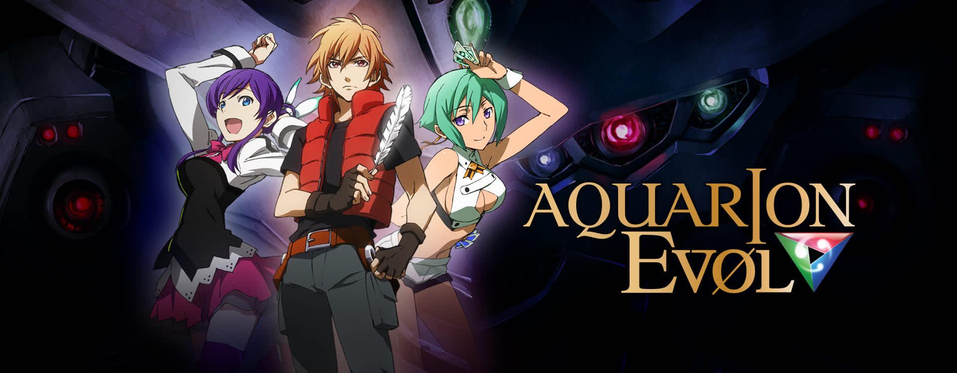 aquarion evol episode 6 sub indo