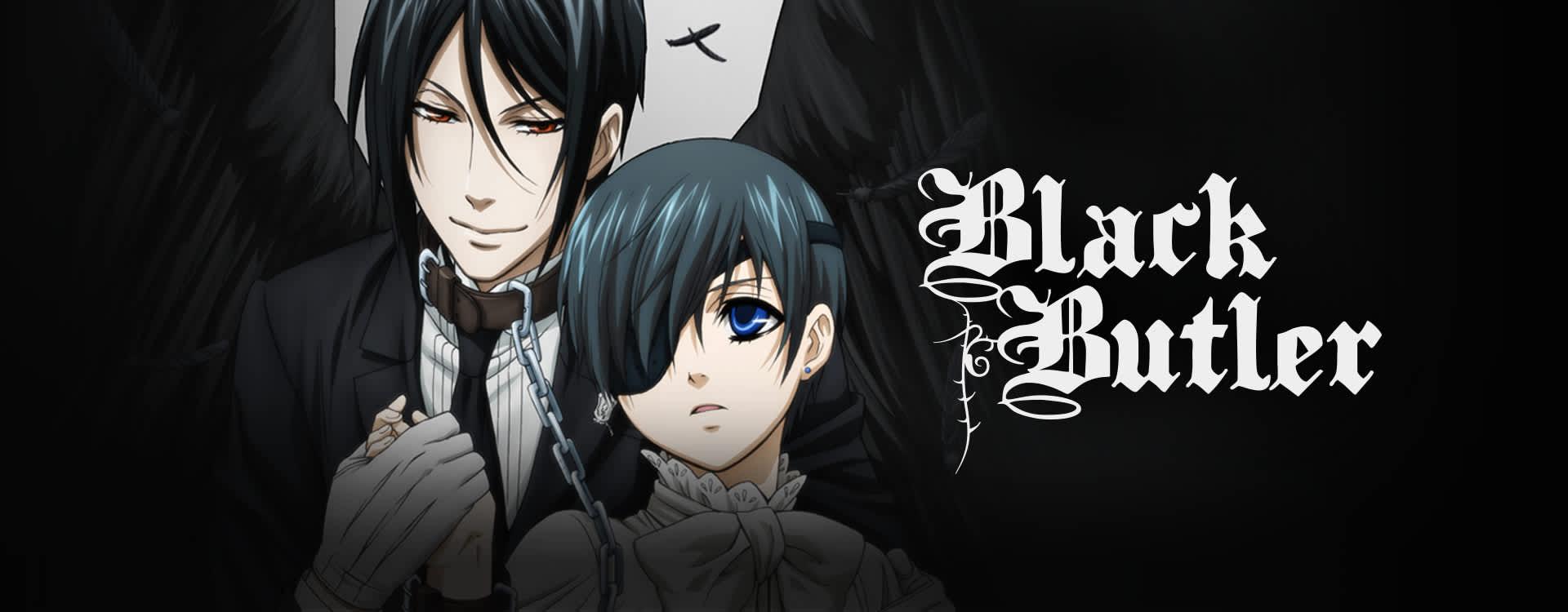 Watch Black Butler Episodes Sub & Dub | Drama, Psychological