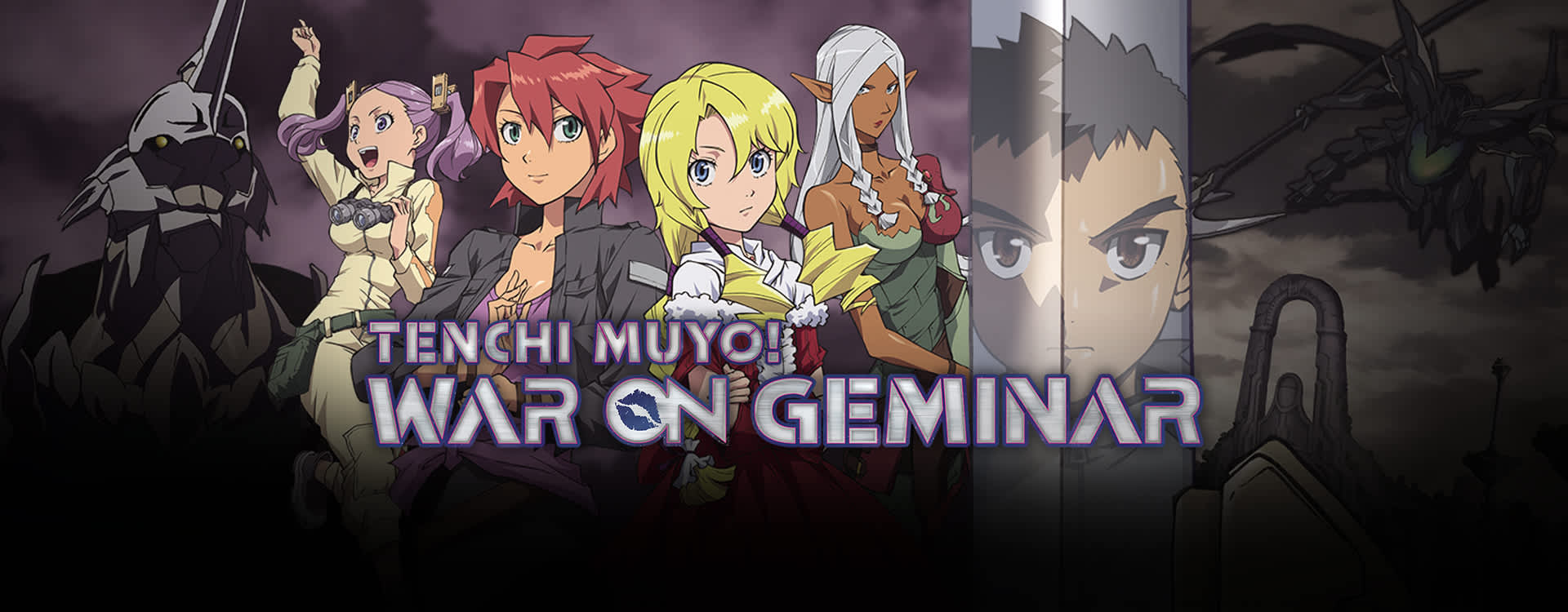Watch Tenchi Muyo! War On Geminar Episodes Sub & Dub