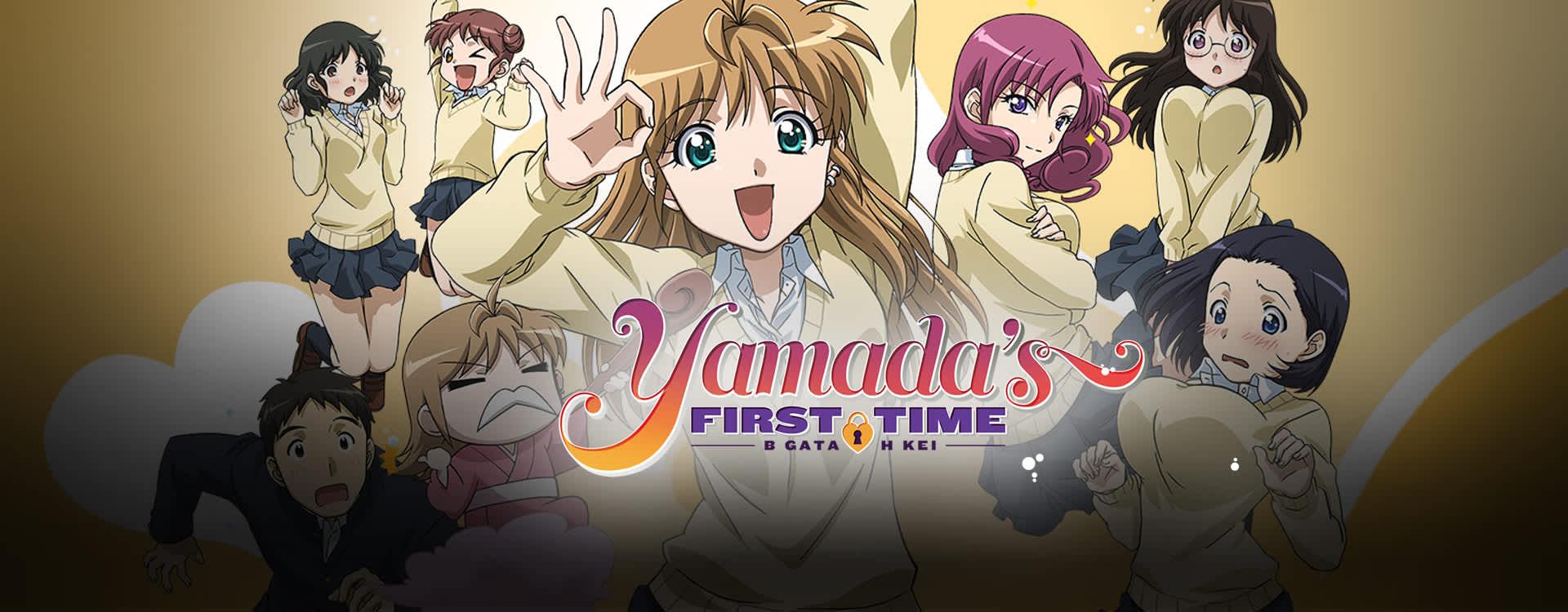 Watch Yamada's First Time: B Gata H Kei Episodes Sub & Dub | Comedy