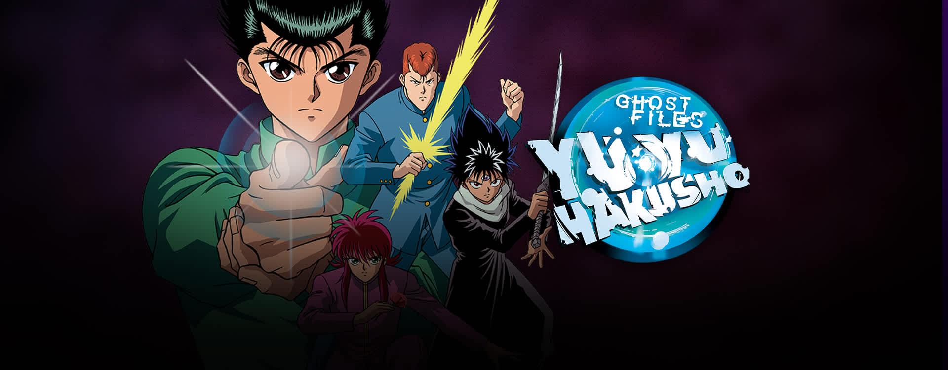 Watch Yu Yu Hakusho Episodes Sub & Dub   Action/Adventure