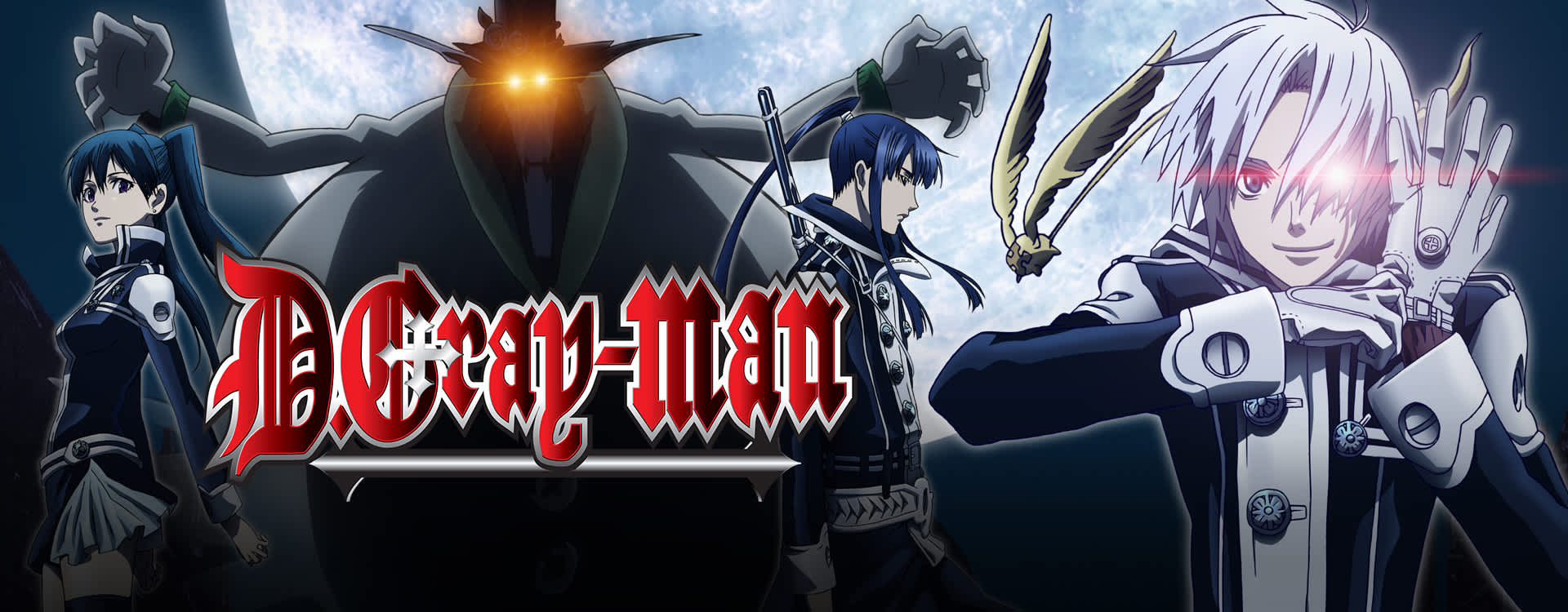 D.Gray-Man Serien Stream