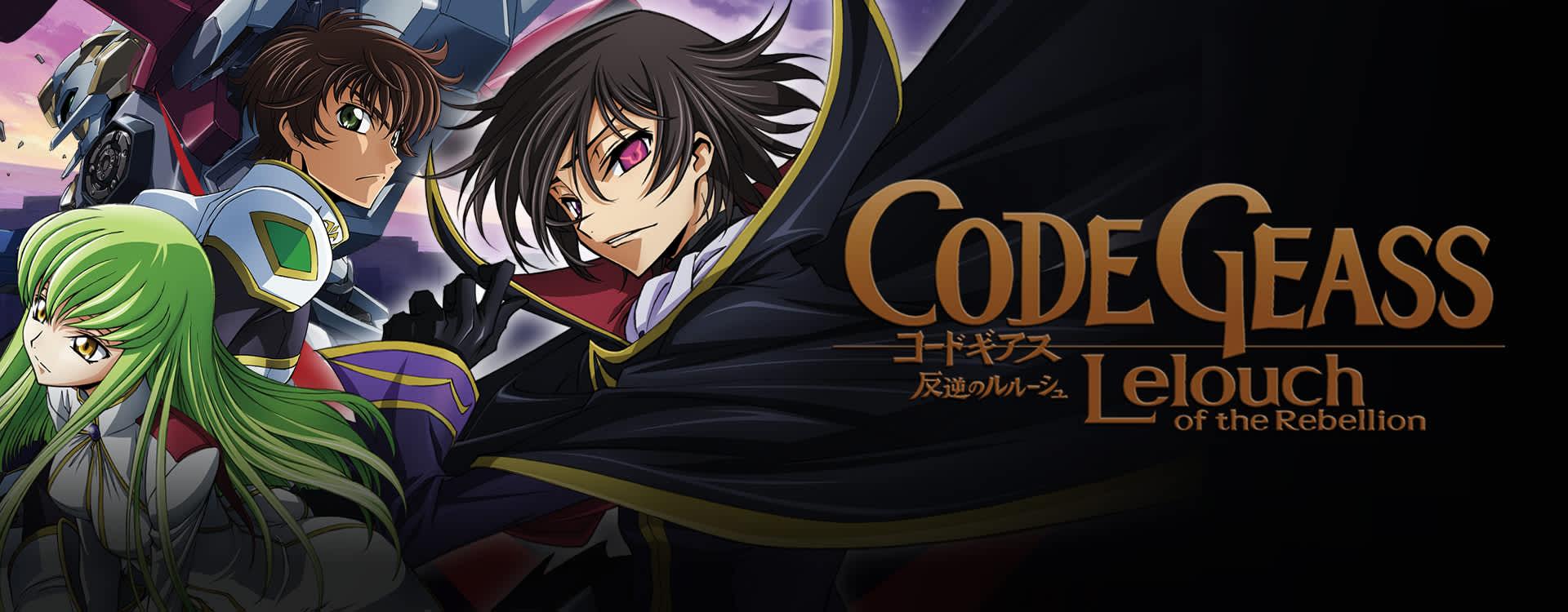 Watch Code Geass Episodes Sub & Dub | Action/Adventure, Sci Fi Anime