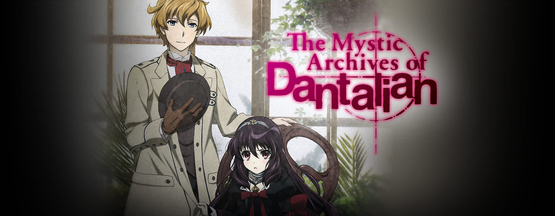 Watch The Mystic Archives Of Dantalian Episodes Sub & Dub