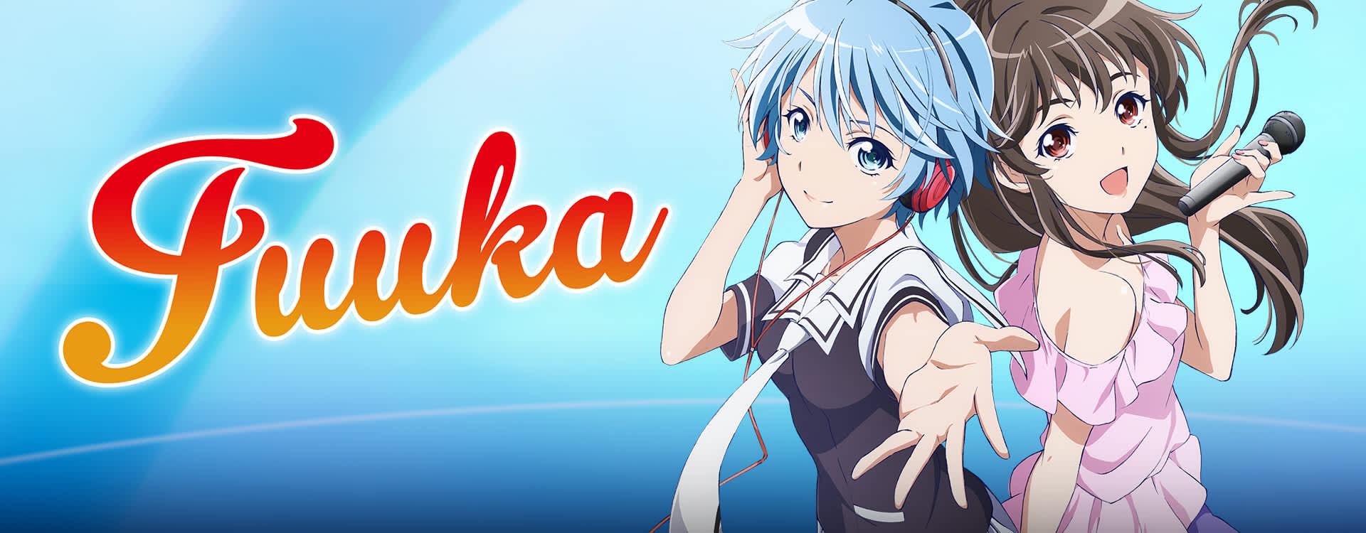 Stream Watch Fuuka Episodes Online