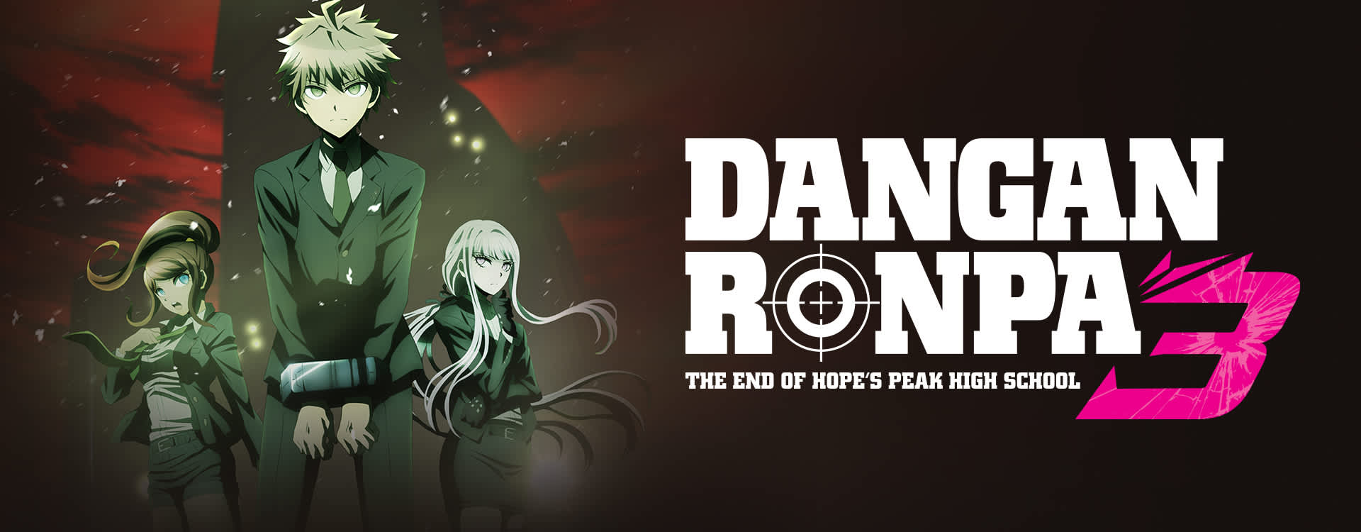 Watch Danganronpa 3: The End Of Hope'S Peak High School Episodes Sub