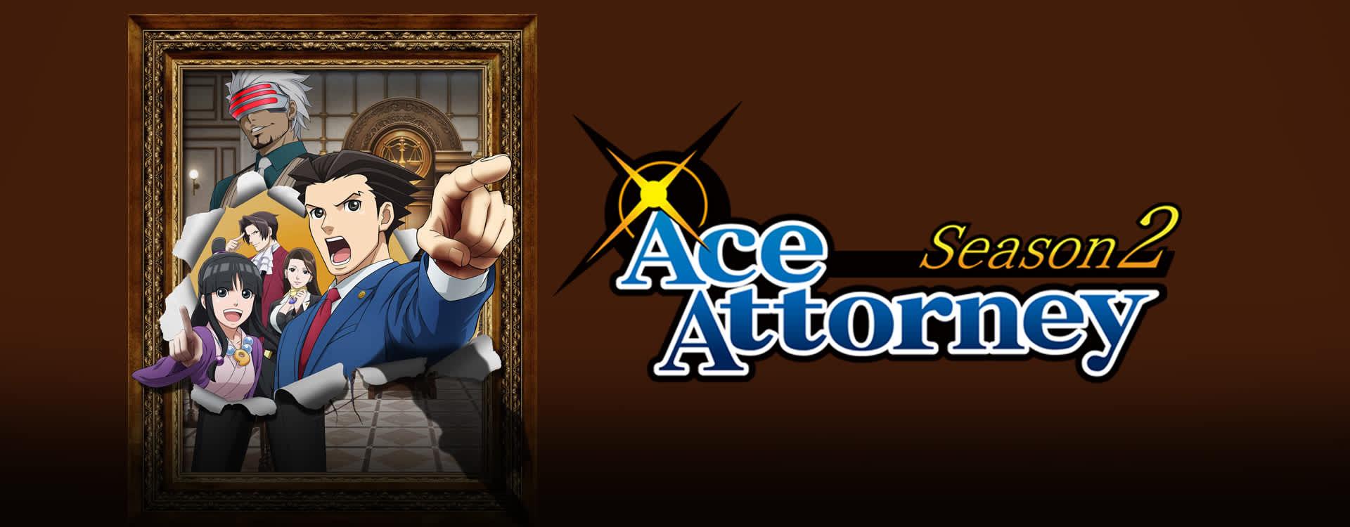 Watch Ace Attorney Sub Dub Comedy Drama Anime Funimation