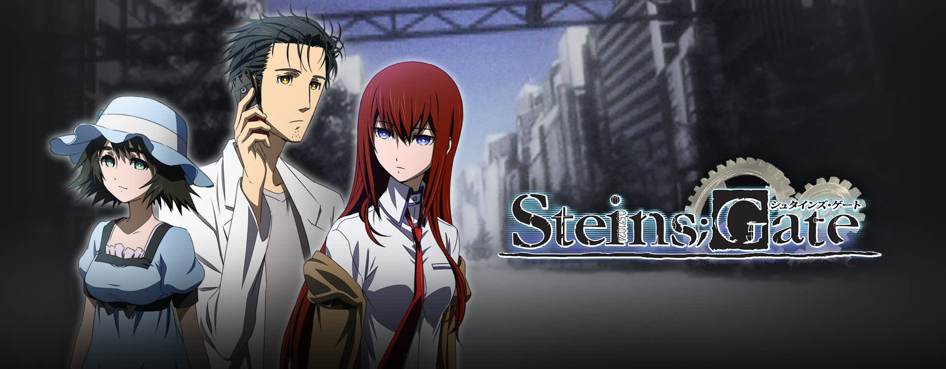 Image result for steins;gate anime