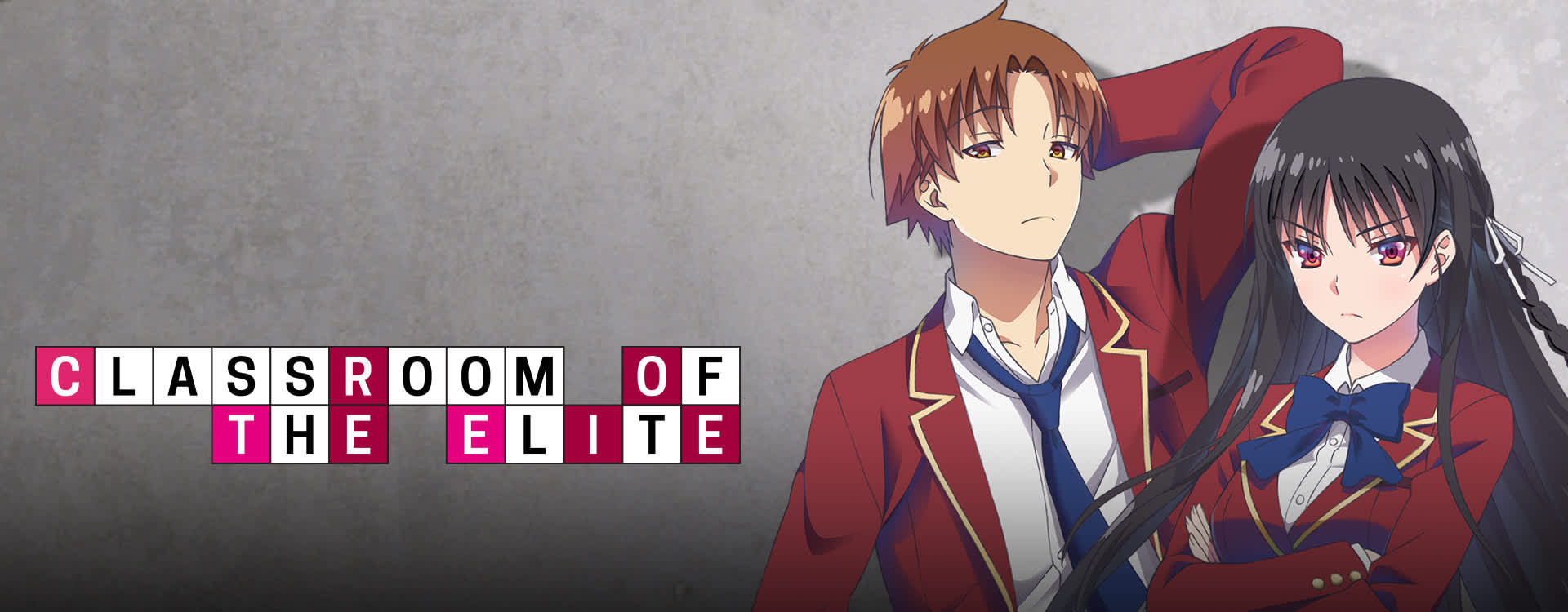 Watch Classroom Of The Elite Episodes Sub Dub Comedy Slice Of