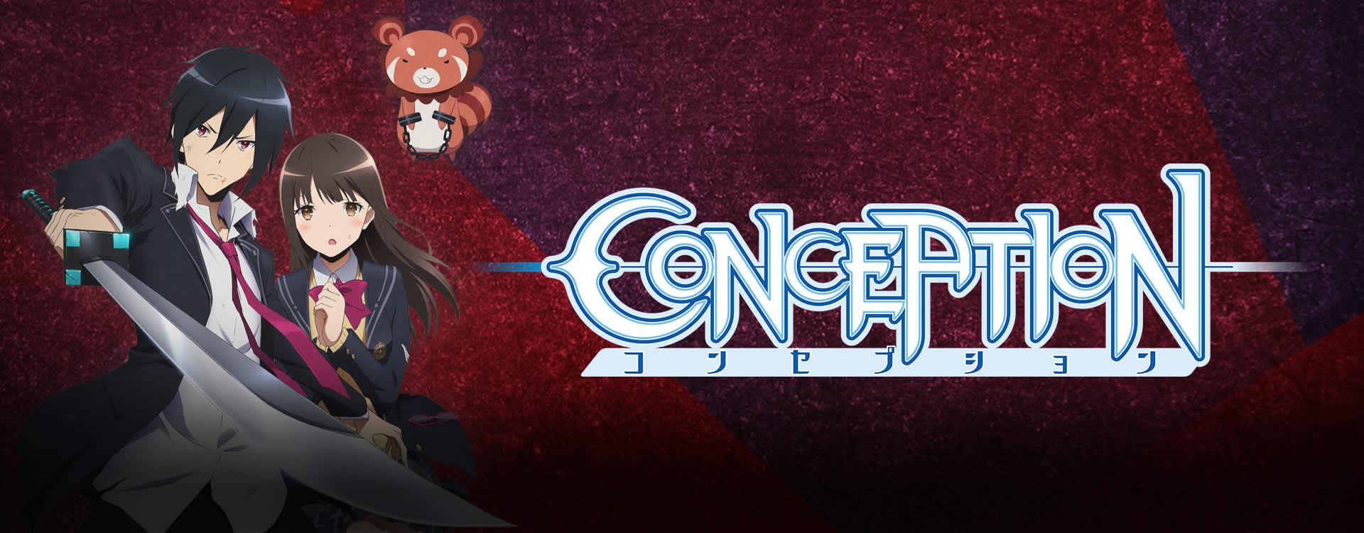 Watch Conception Episodes Dub Actionadventure Fantasy Anime