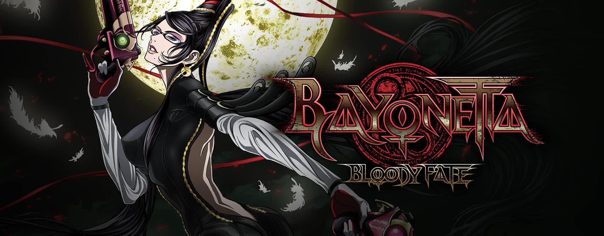Watch Bayonetta Bloody Fate Movie Sub Dub Action Adventure