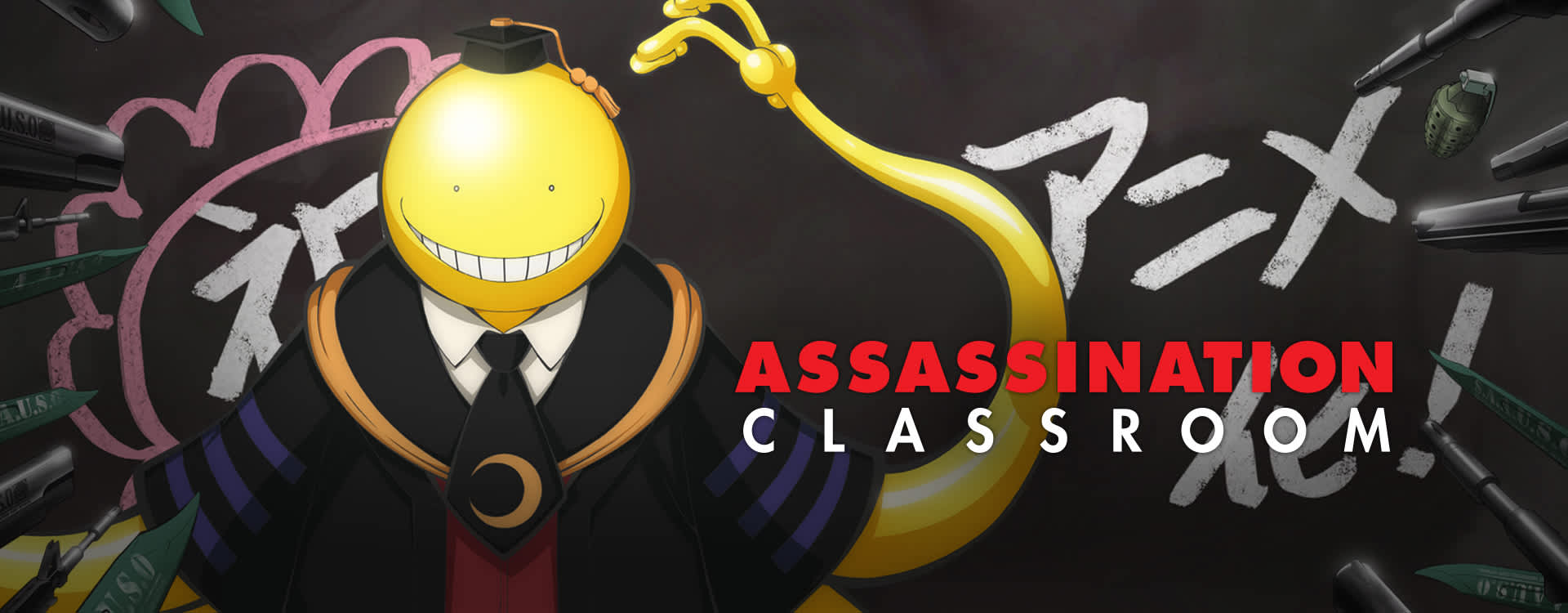 Watch Assassination Classroom Episodes Sub & Dub | Action/Adventure