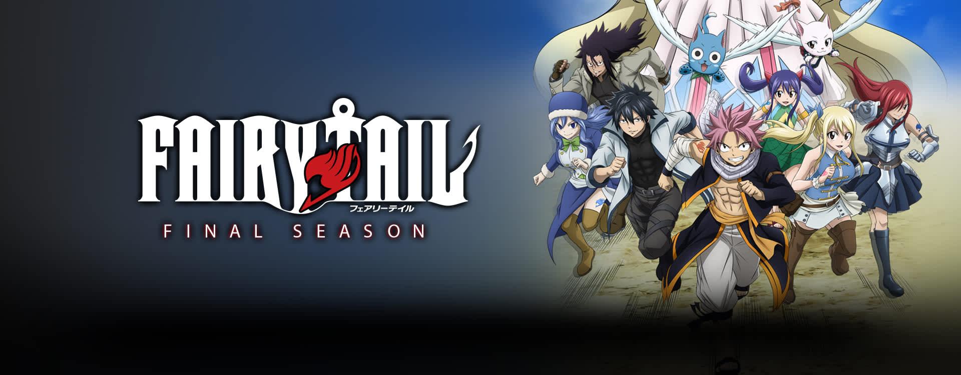 Watch fairy tail episodes sub dub action adventure fantasy shounen anime funimation