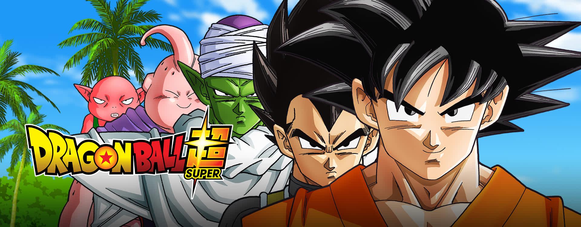Watch Dragon Ball Super Episodes Sub Dub Action Adventure