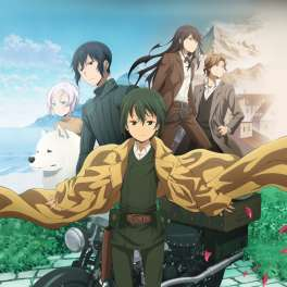 Watch Kino's Journey -the Beautiful World- the Animated Series Online