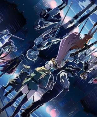 Watch JUNI TAISEN: ZODIAC WAR Online