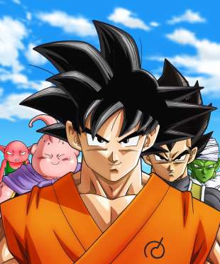 Watch Dragon Ball Super Online