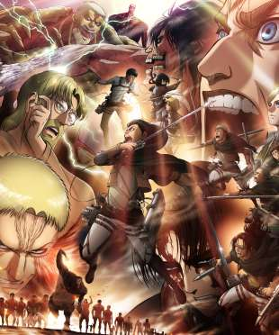 animewaffles attack on titan episode 22