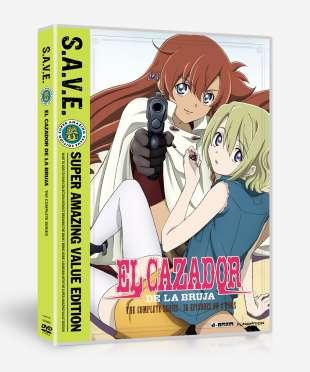 El Cazador de la Bruja Eng Sub (2007) Anime - Watch El ...