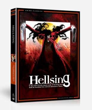 Van Hellsing Anime Stream