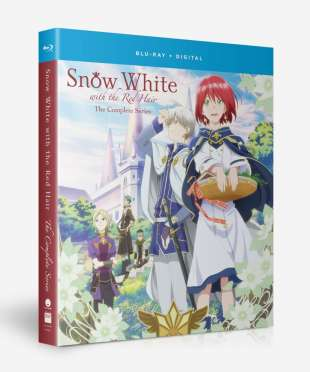 Snow White With The Red Hair Stream