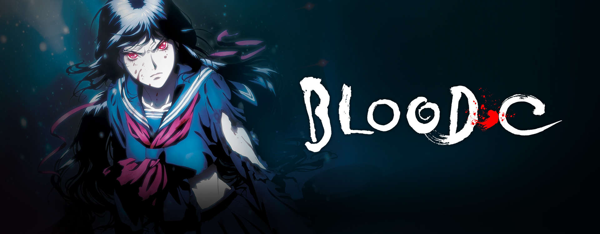 stream & watch blood-c episodes online - sub & dub