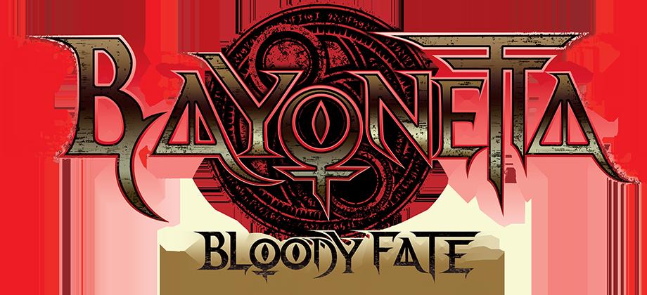 anime bayonetta bloody fate