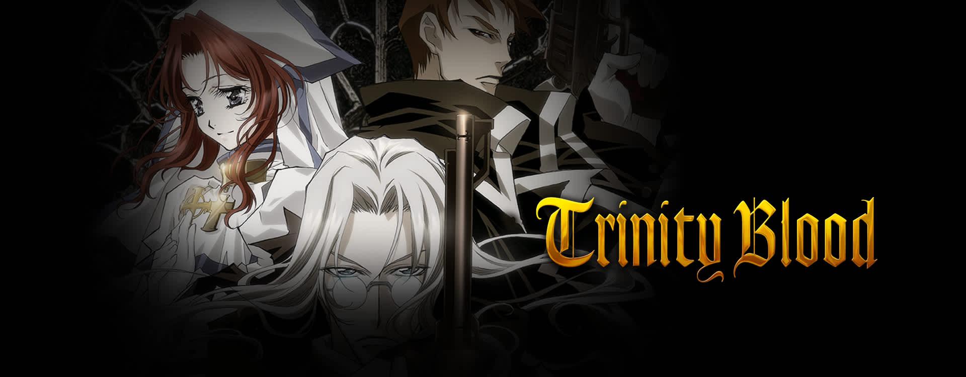Trinity blood episodio 24 la corona de espinas 2 el peso del juramento - 5 9