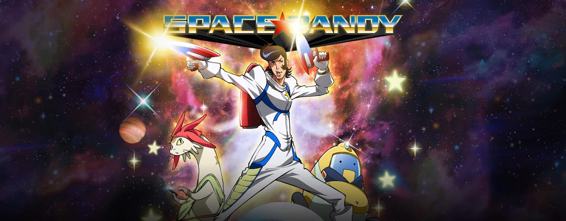 Space Dandy Stream