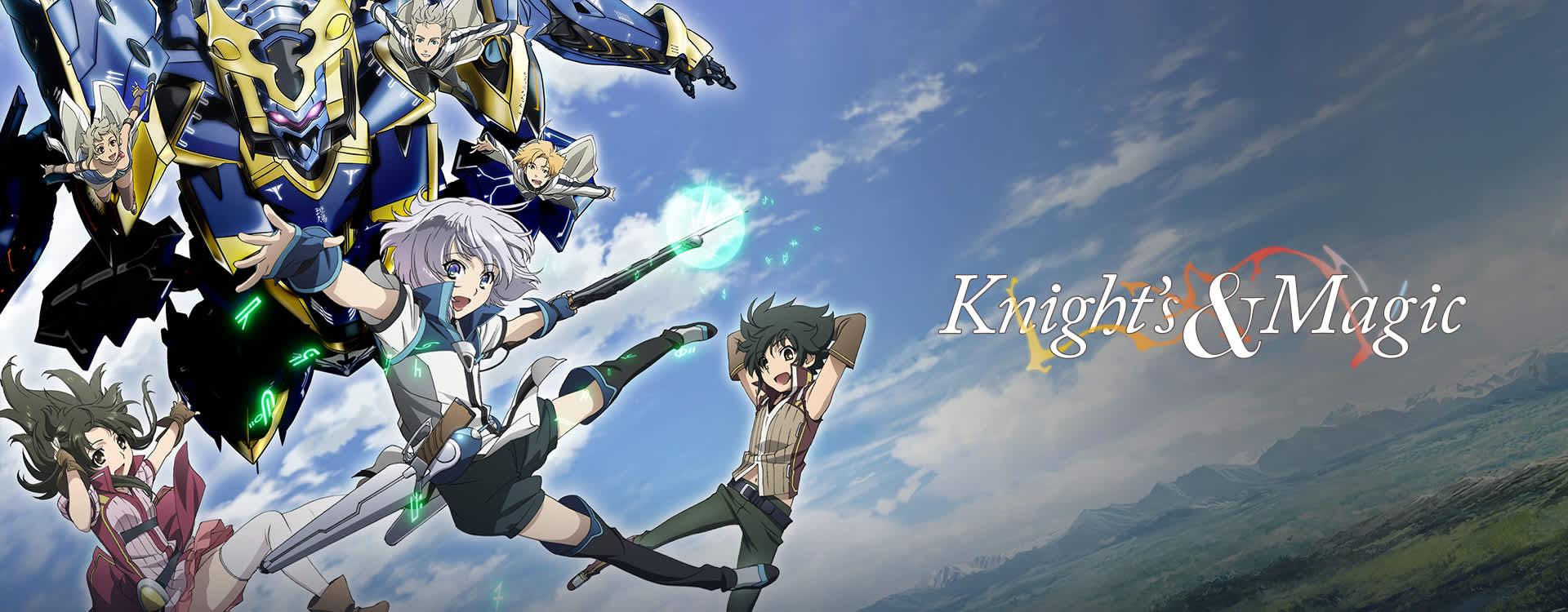 KnightS & Magic Ger Sub