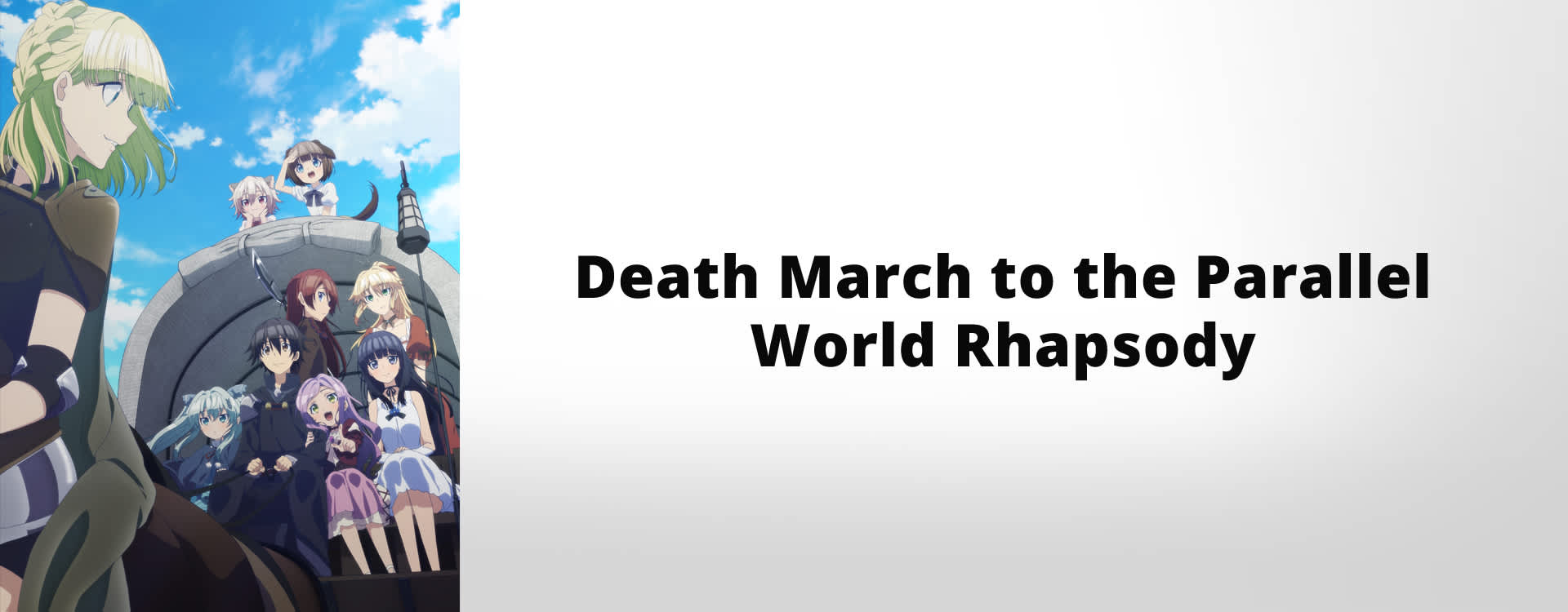 Stream Watch Death March To The Parallel World Rhapsody Episodes