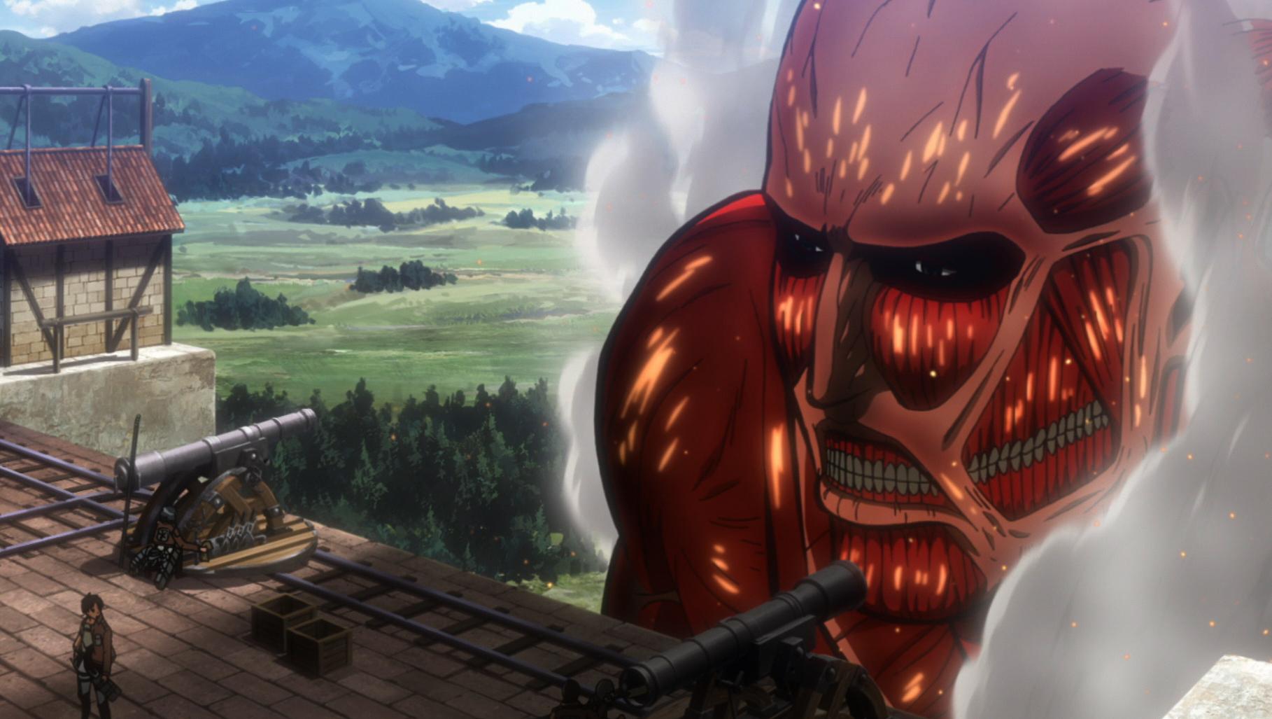 Watch Attack on Titan Season 1 Episode 4 Sub & Dub   Anime ...
