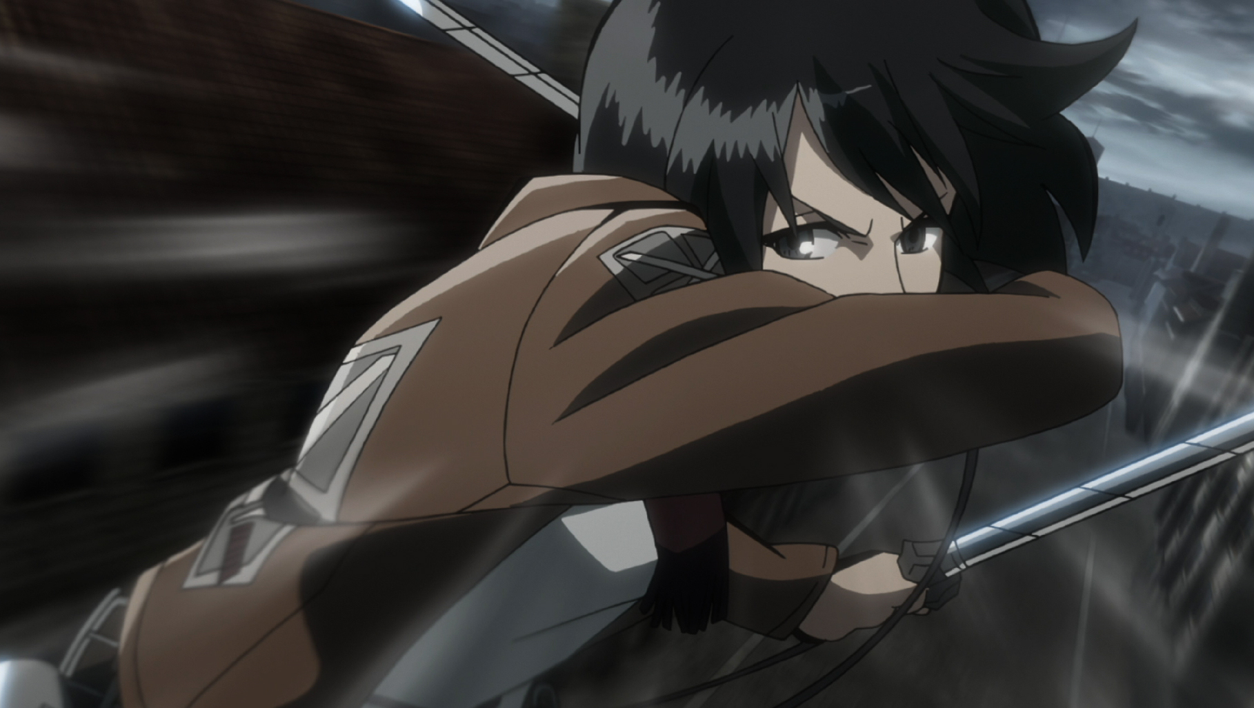 Watch Attack on Titan Season 1 Episode 6 Sub & Dub   Anime Uncut   Funimation