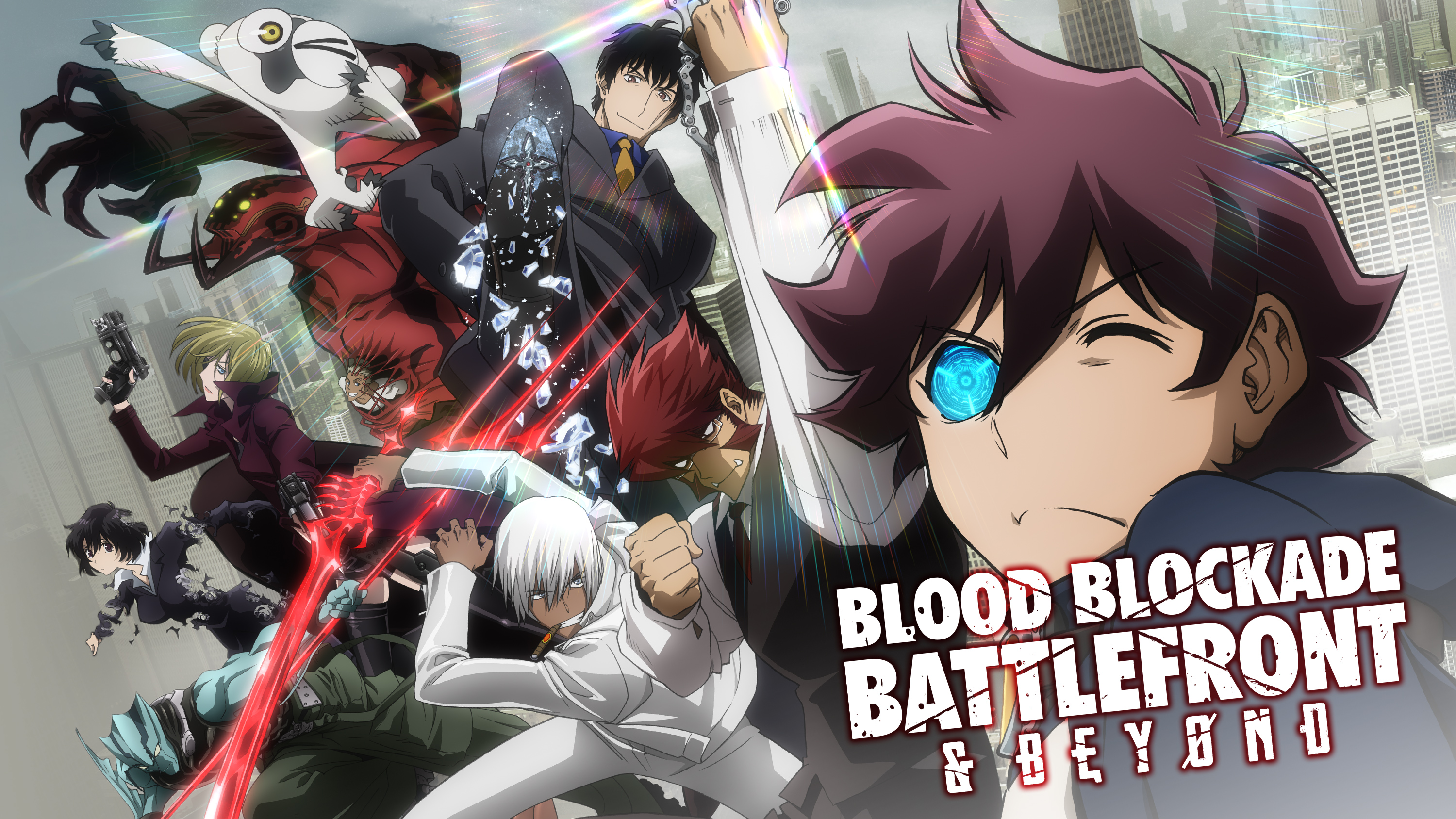 blood blockade battlefront and beyond episode 3 english dub