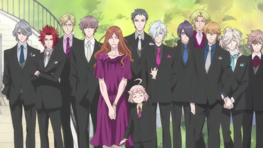 Watch Brothers Conflict Season 1 Episode 3 Sub Dub Anime