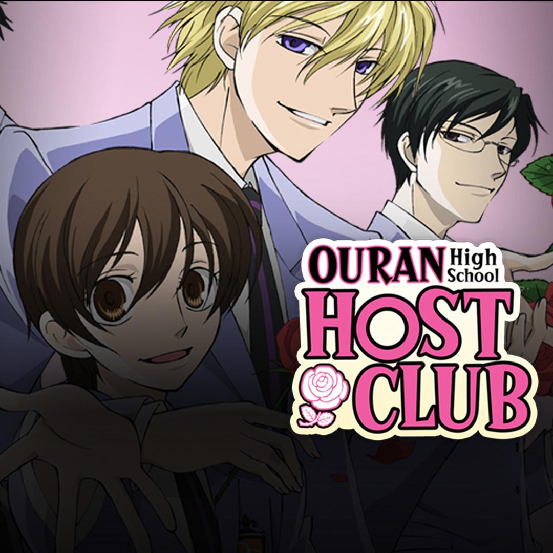 stream watch ouran high school host club episodes online sub dub