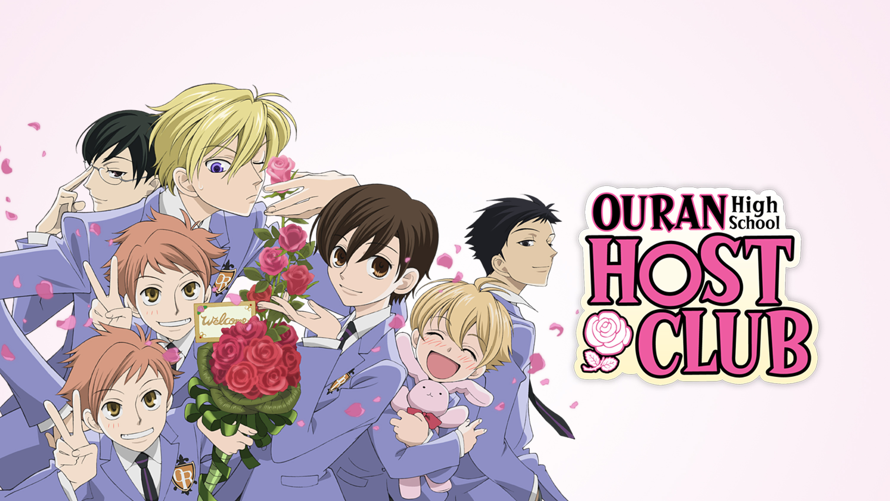 Watch ouran high school host club episodes sub dub romance shoujo anime funimation
