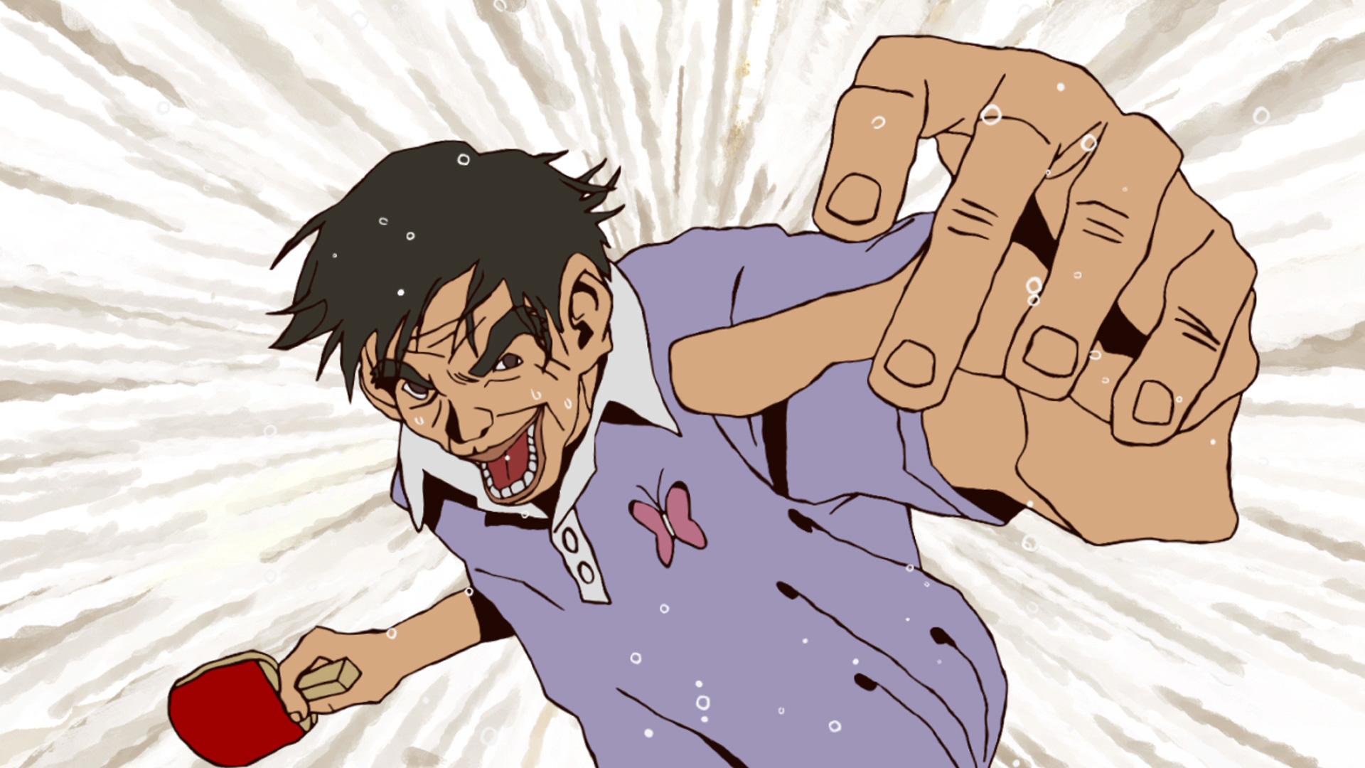 Watch Ping Pong The Animation Season 1 Episode 2 Sub Dub Anime