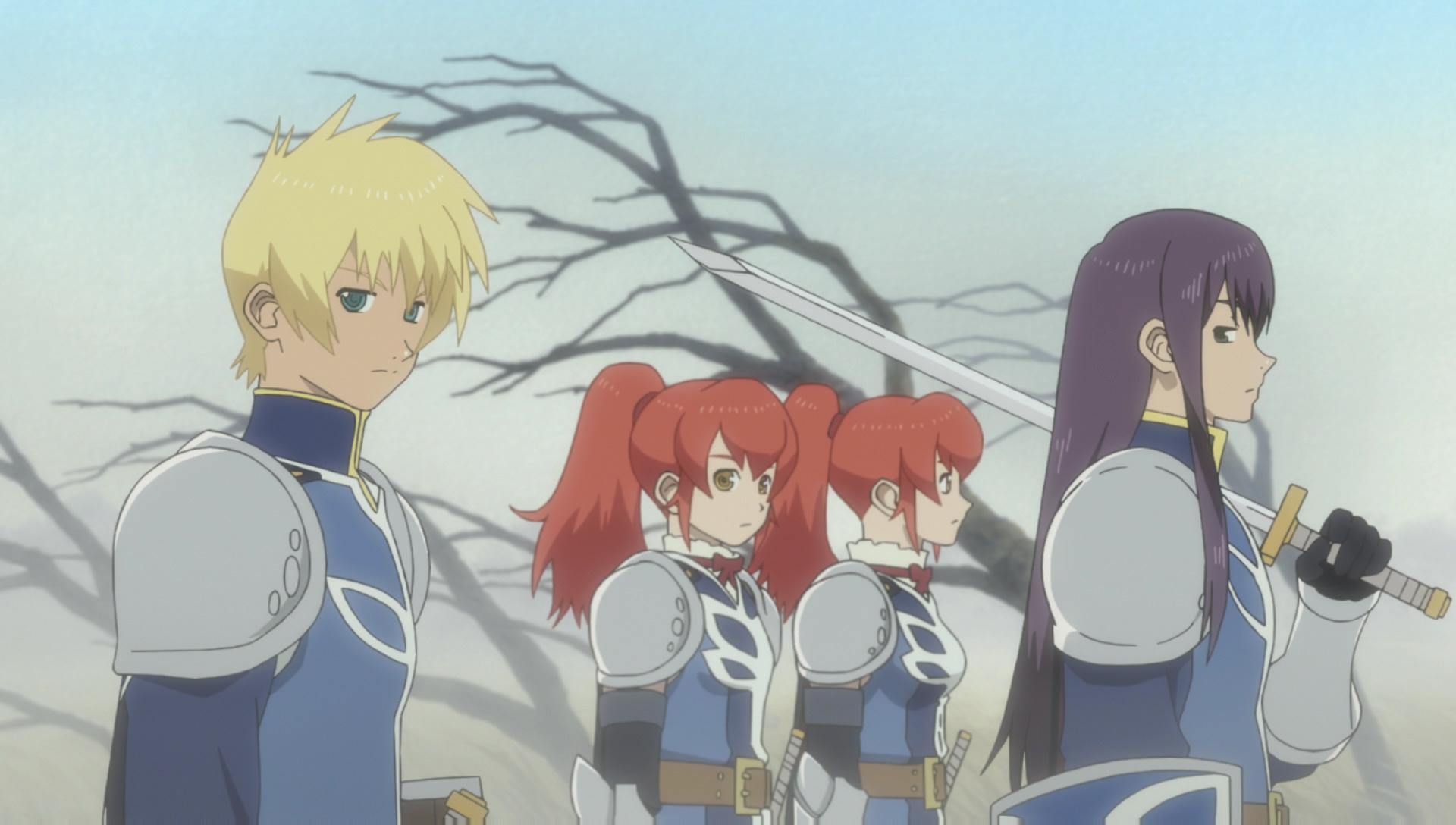 Watch Tales Of Vesperia Season 1 Sub Dub Anime Uncut Funimation